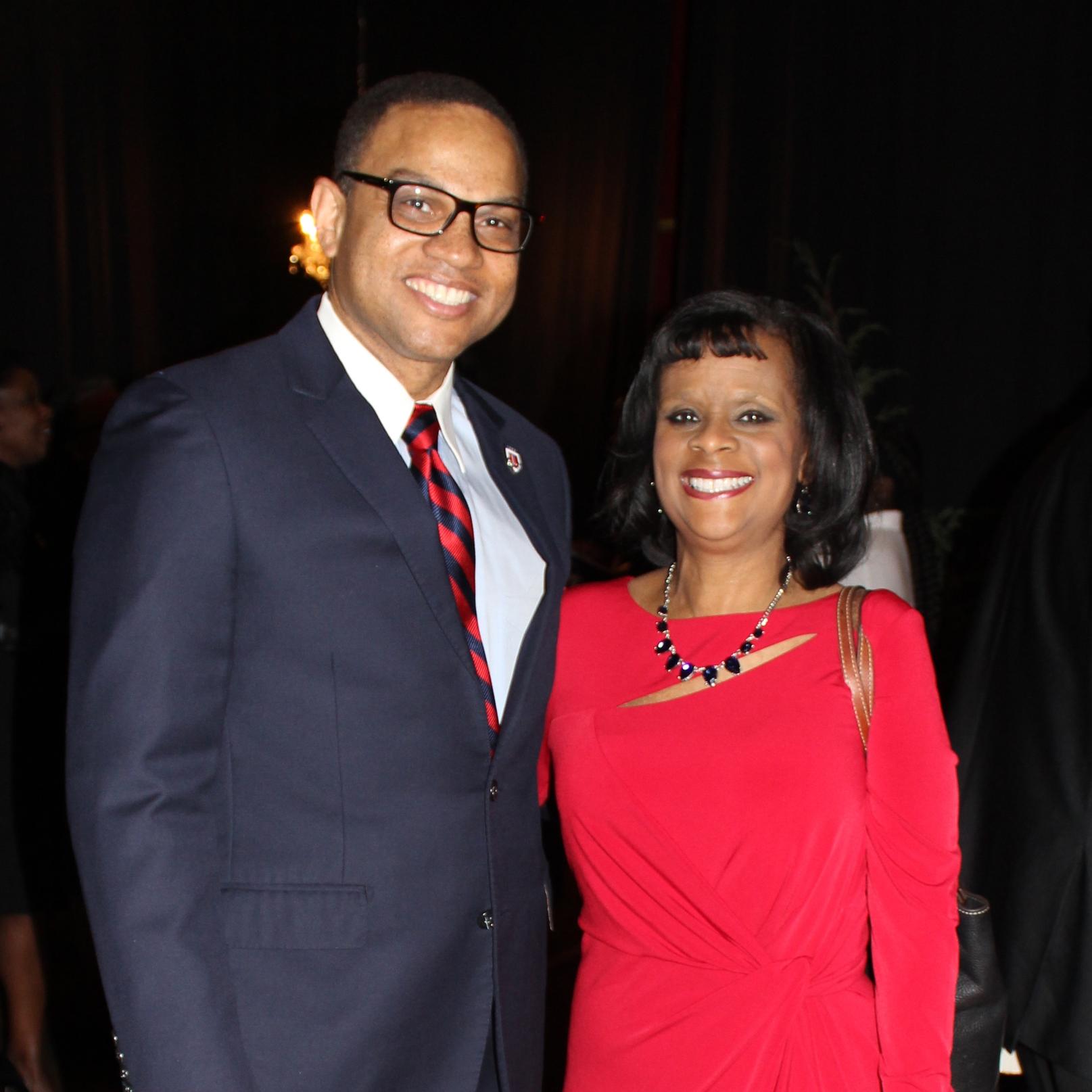 Dr. Logan & Susan Hampton