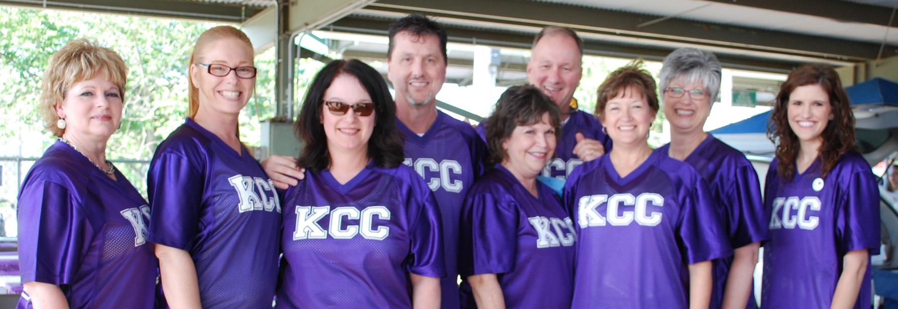 Kirkland Cancer Center Team