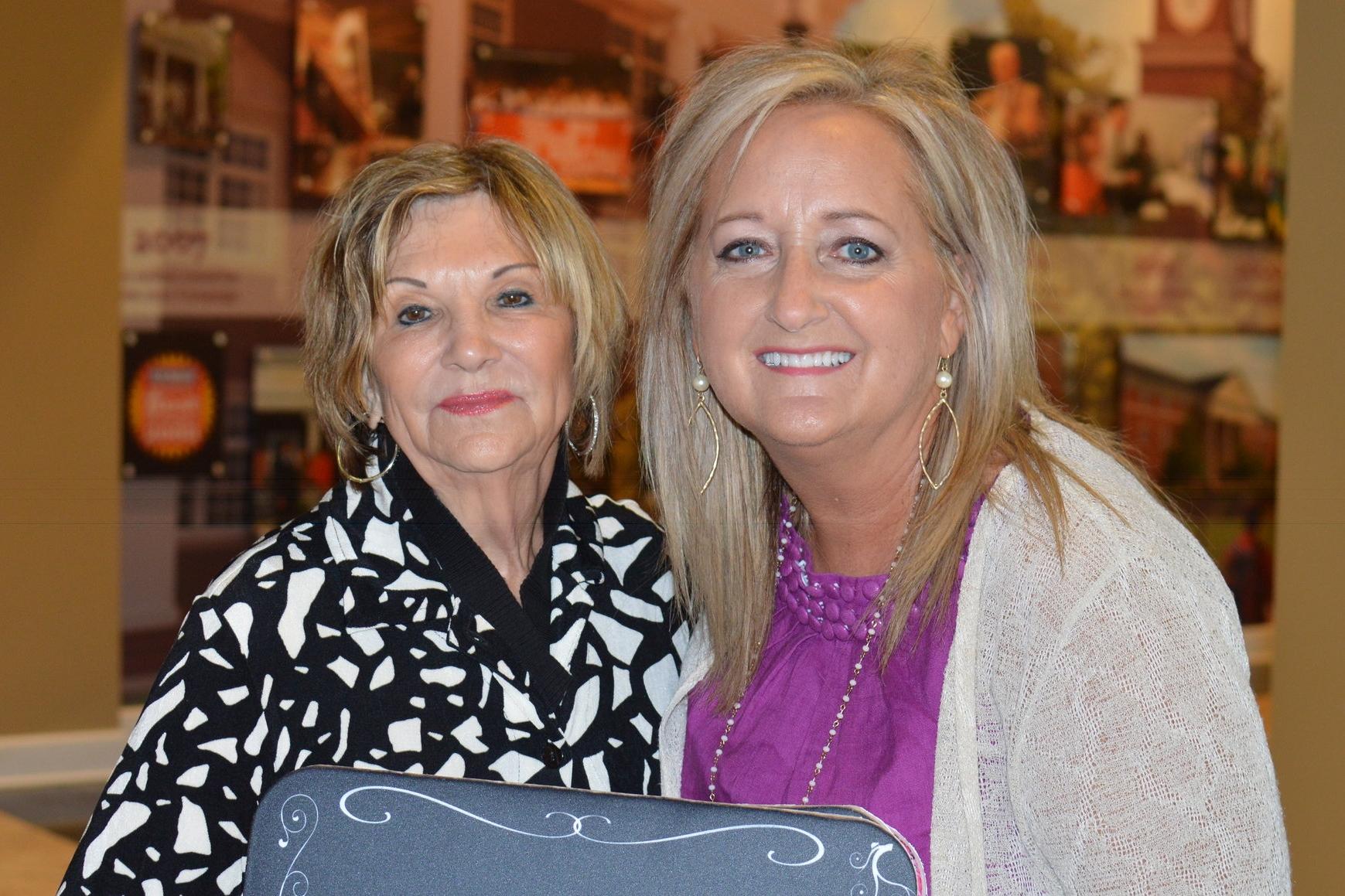 Jackie Jones Bryant & Linda McQuiston