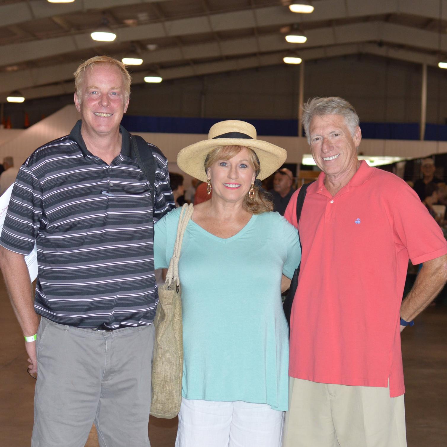 Jack Enright, Anne Short & Robert Kolinek