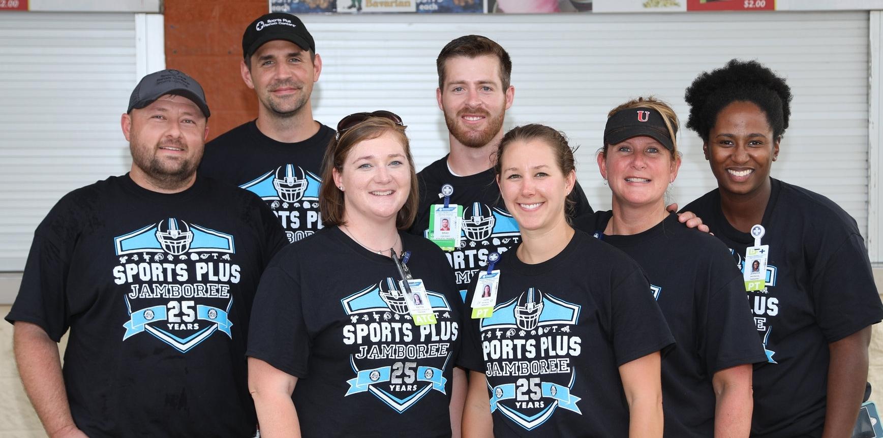 Sports Plus Volunteers