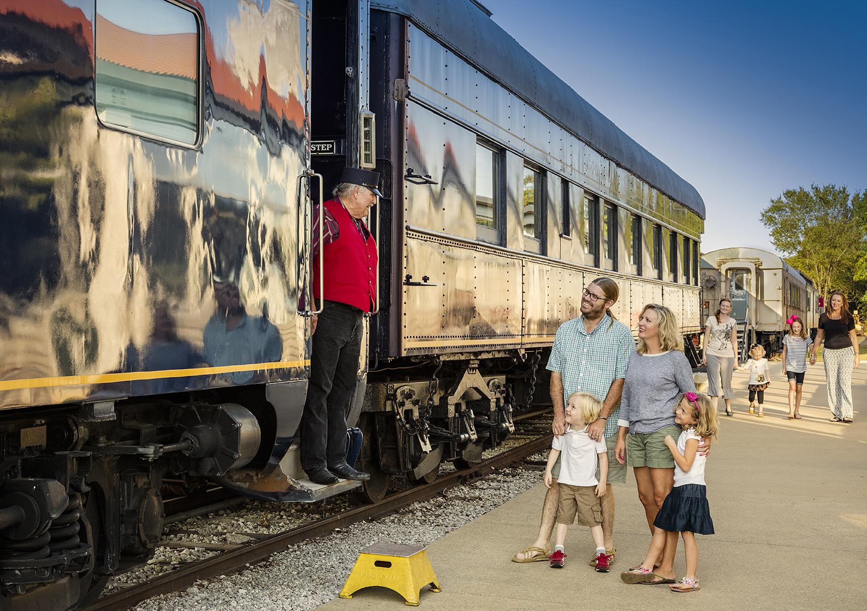 The Historic Railpark