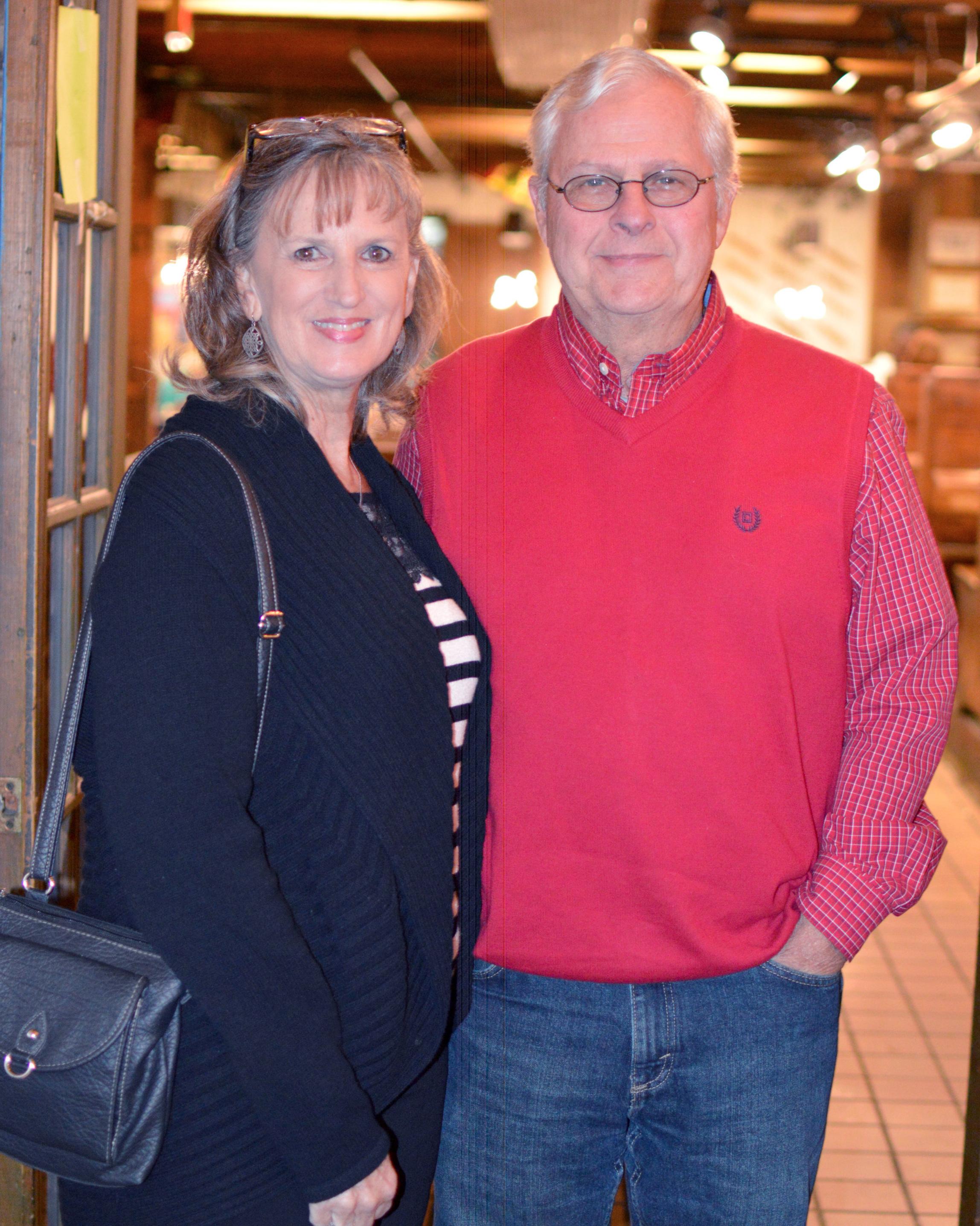 Vicky & Bill Forsythe