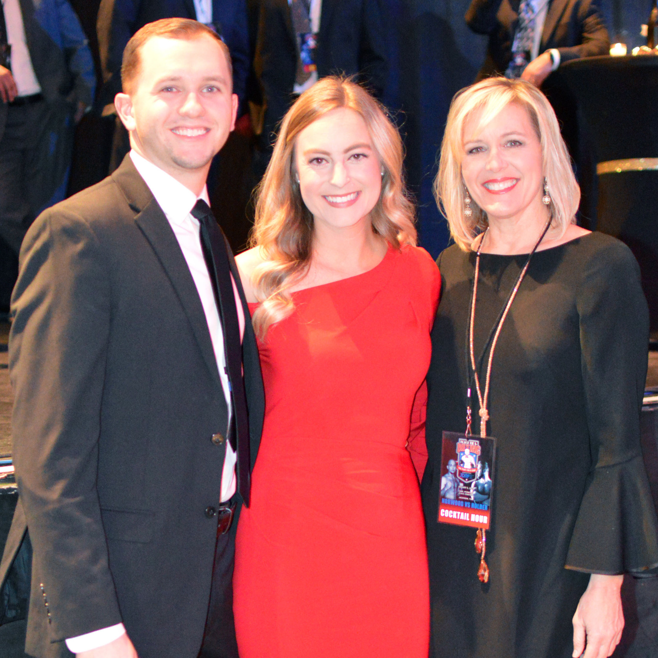 Brady Sheppard, Lauren Sheppard & Kellye Cash Sheppard