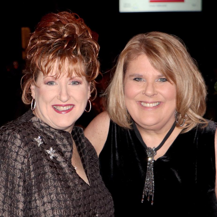 Stephanie Isaacs & Pam Nash