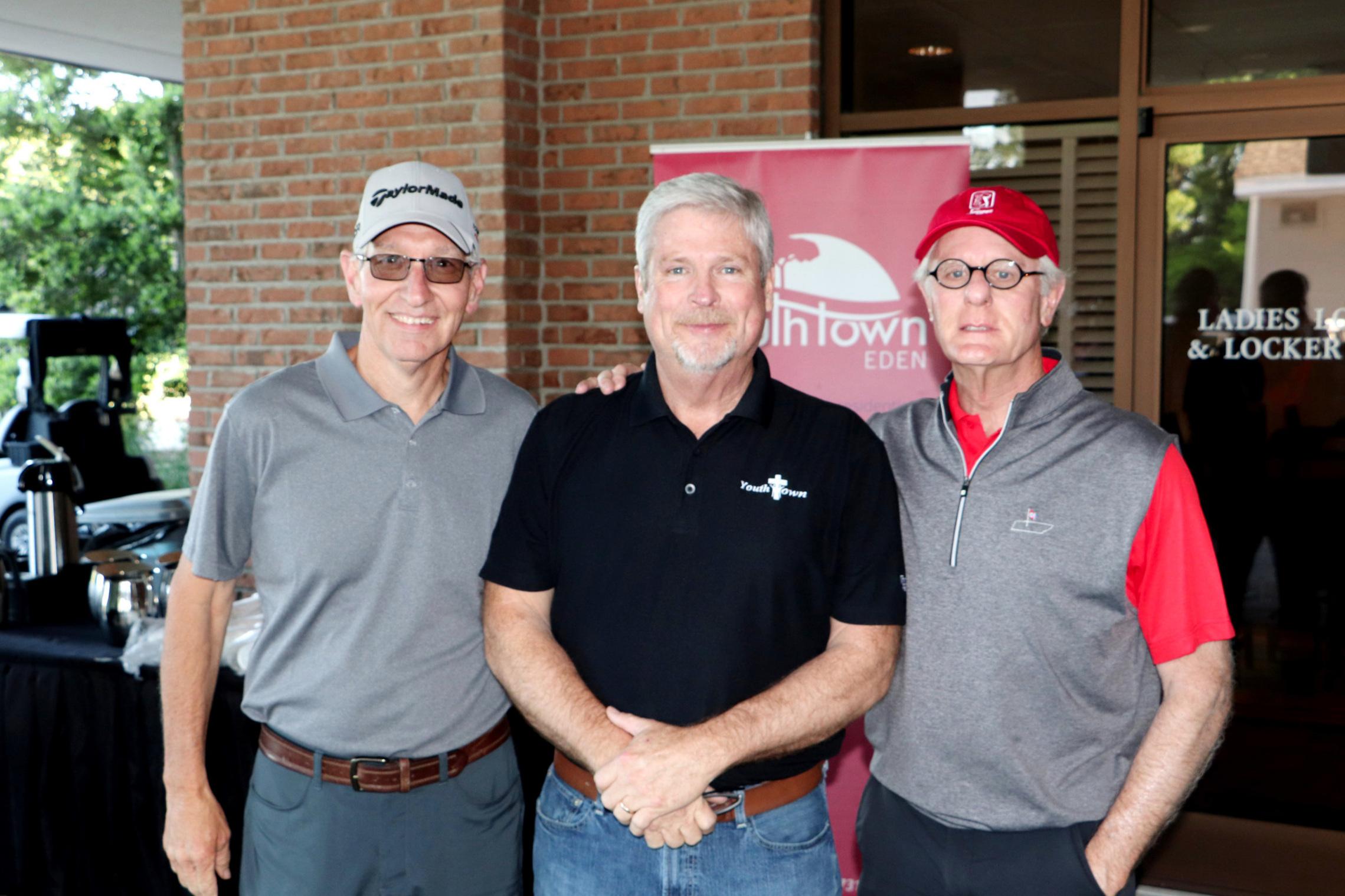 Jim Cox, Mark Taylor & Bart Swift