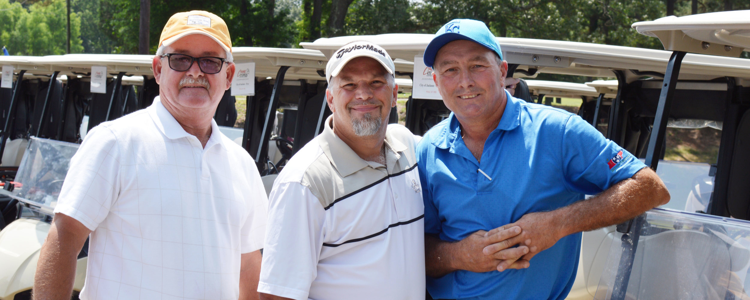 Randy Conner, David Miller & Jimmy Strickland