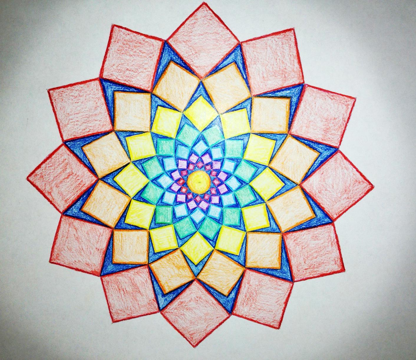 - Geometric Drawing and Principles, 6th Grade