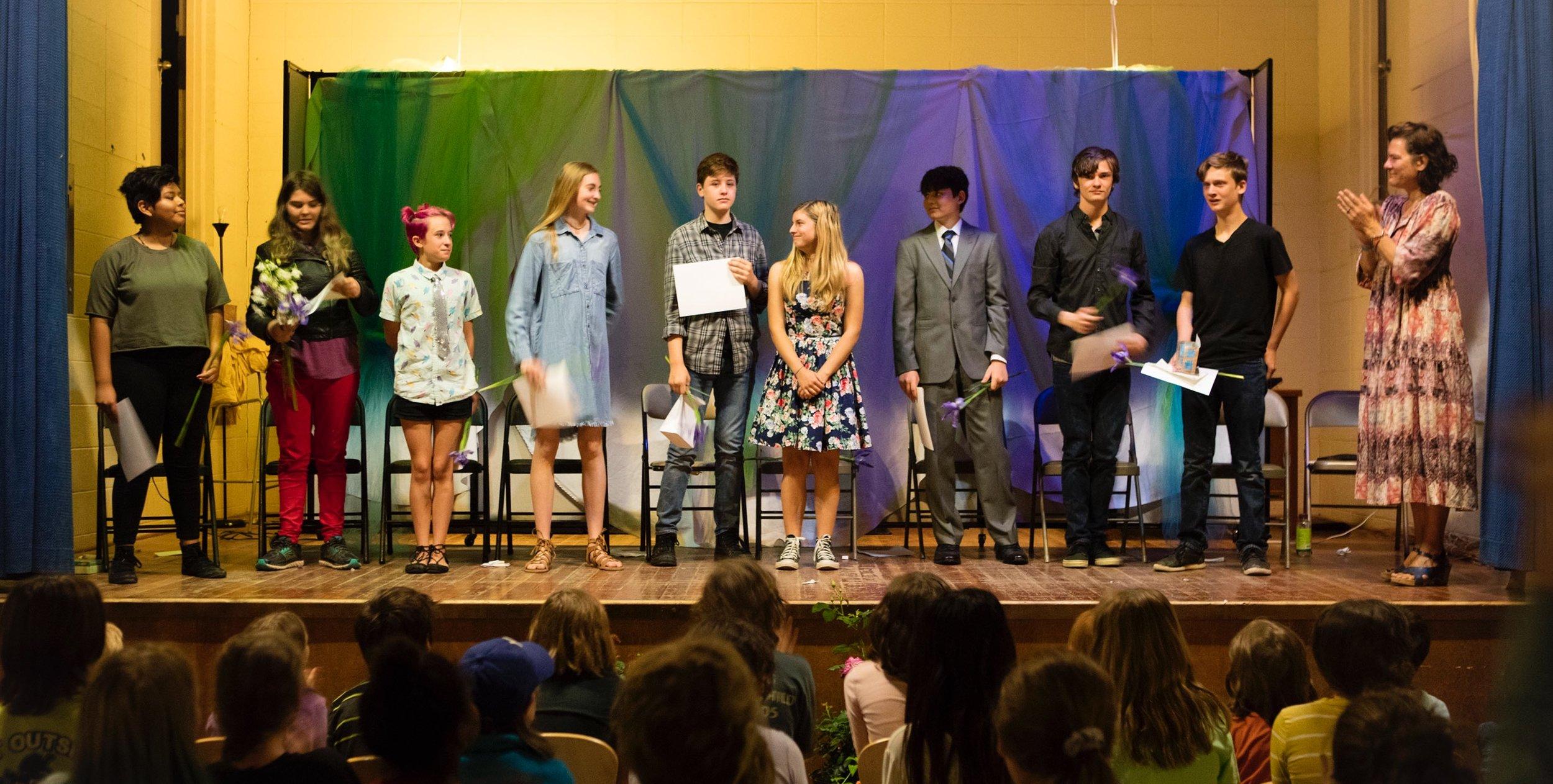 - 7th/8th Grade Graduation 2017