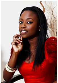 Creative Director of Christie Brown(Ghana) Aisha Ayensu