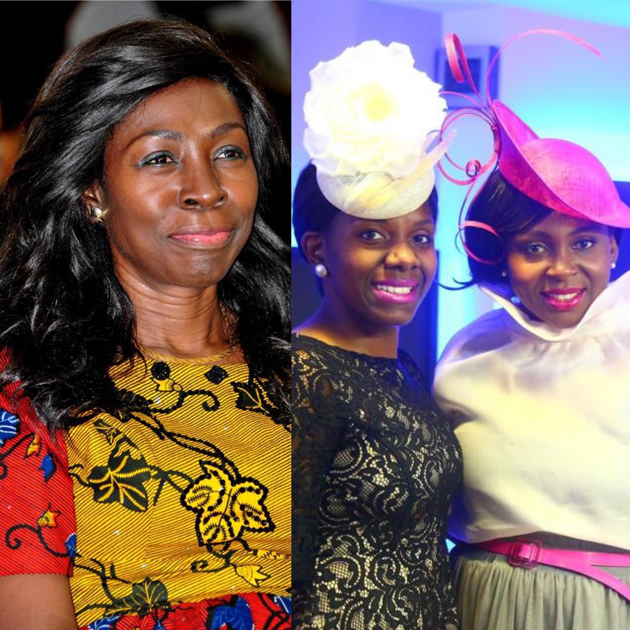 From left to right: Rev. (Mrs) Adelaide Heward-Mills, Mrs. Kemi Oyedepo & Rev. (Mrs) Awo Antwi