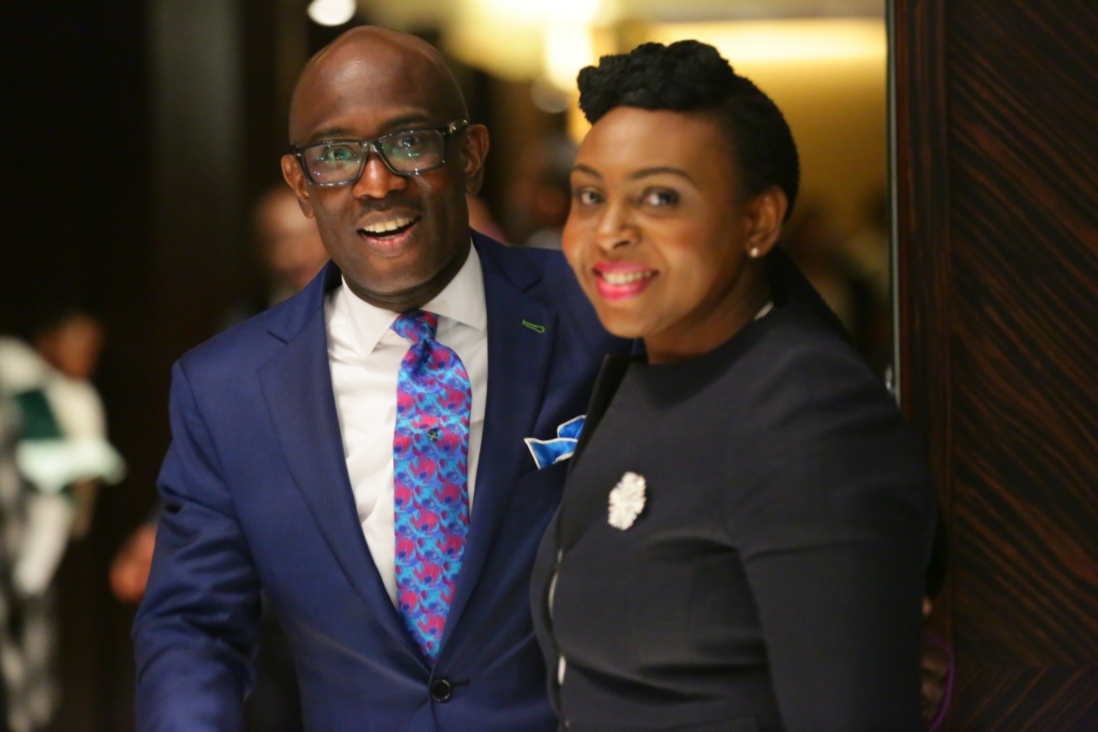 Reverend(Mrs.) Awo Antwi & Dr. David Antwi