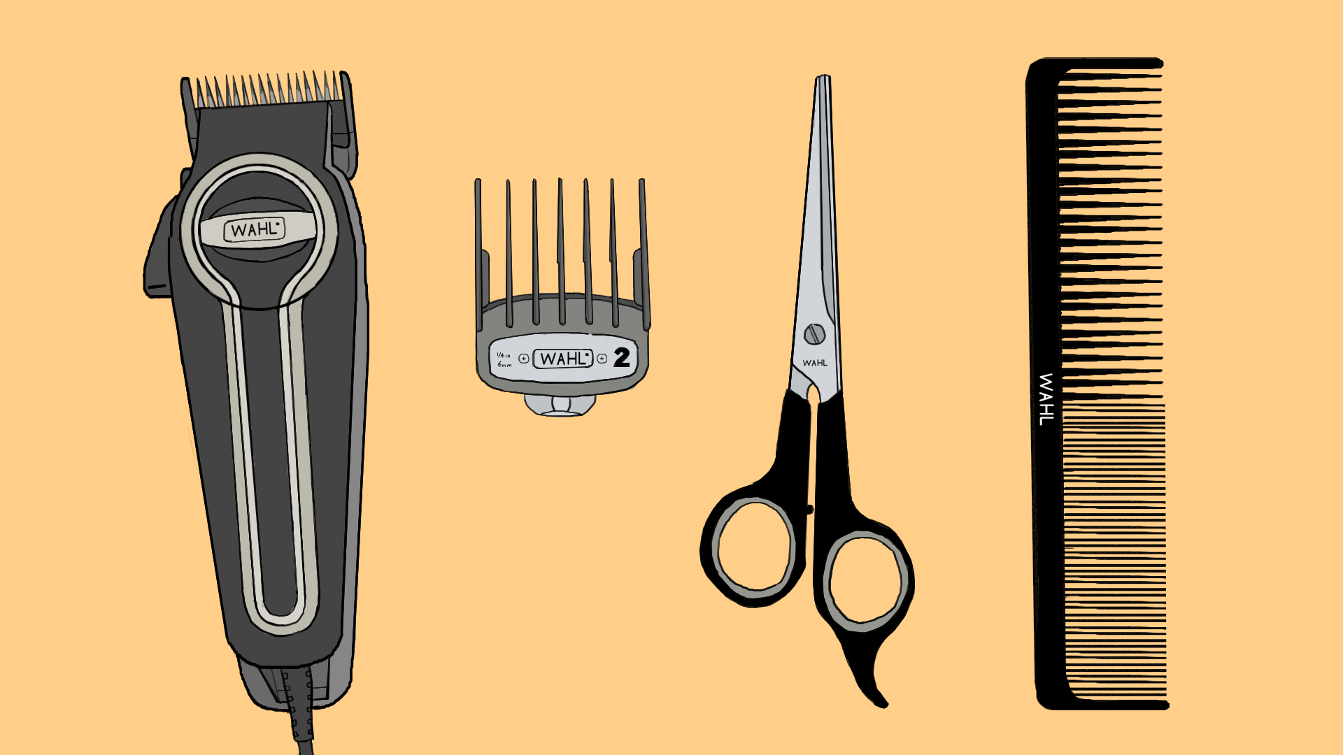 This Is What You Need To Do For Your First DIY Haircut - Deadspin - Wahl