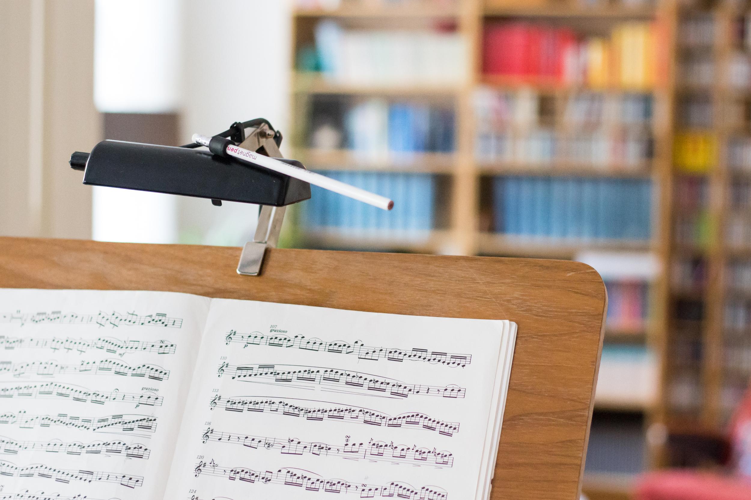 Klarinettenunterricht in Wien
