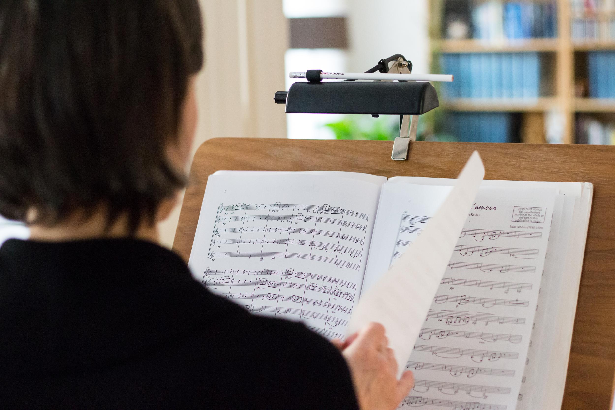 Klarinettenmusik