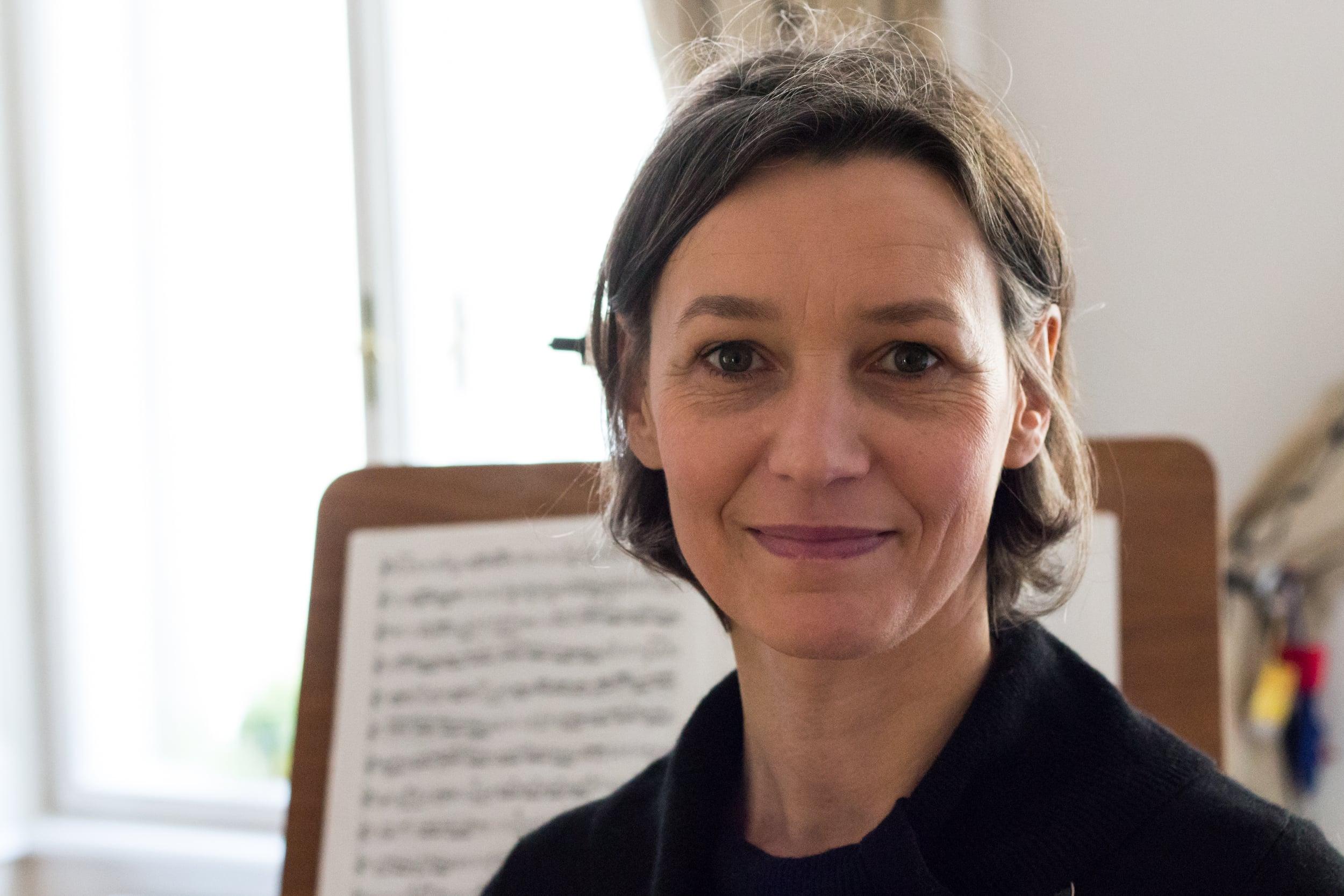 Regina Kaufmann – Klarinettenunterricht