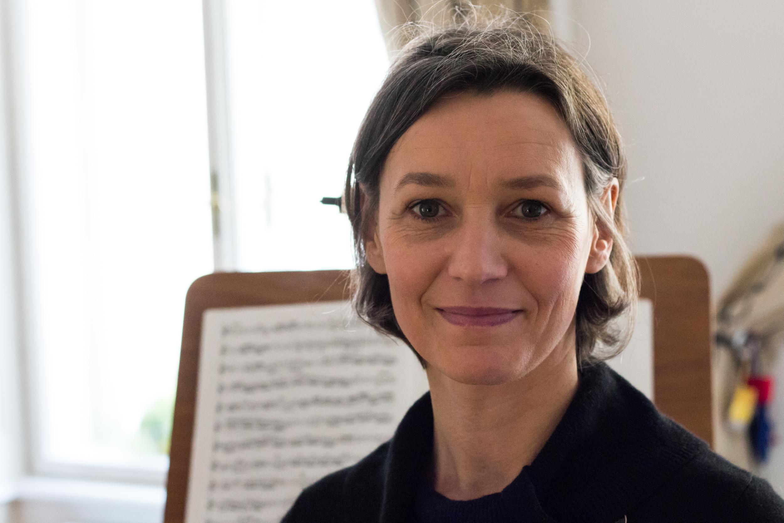 Regina Kaufmann – Klarinettenlehrerin