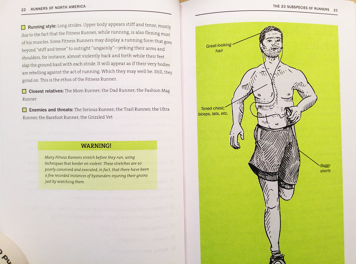 Runners of North America: A Definitive Guide to the Species