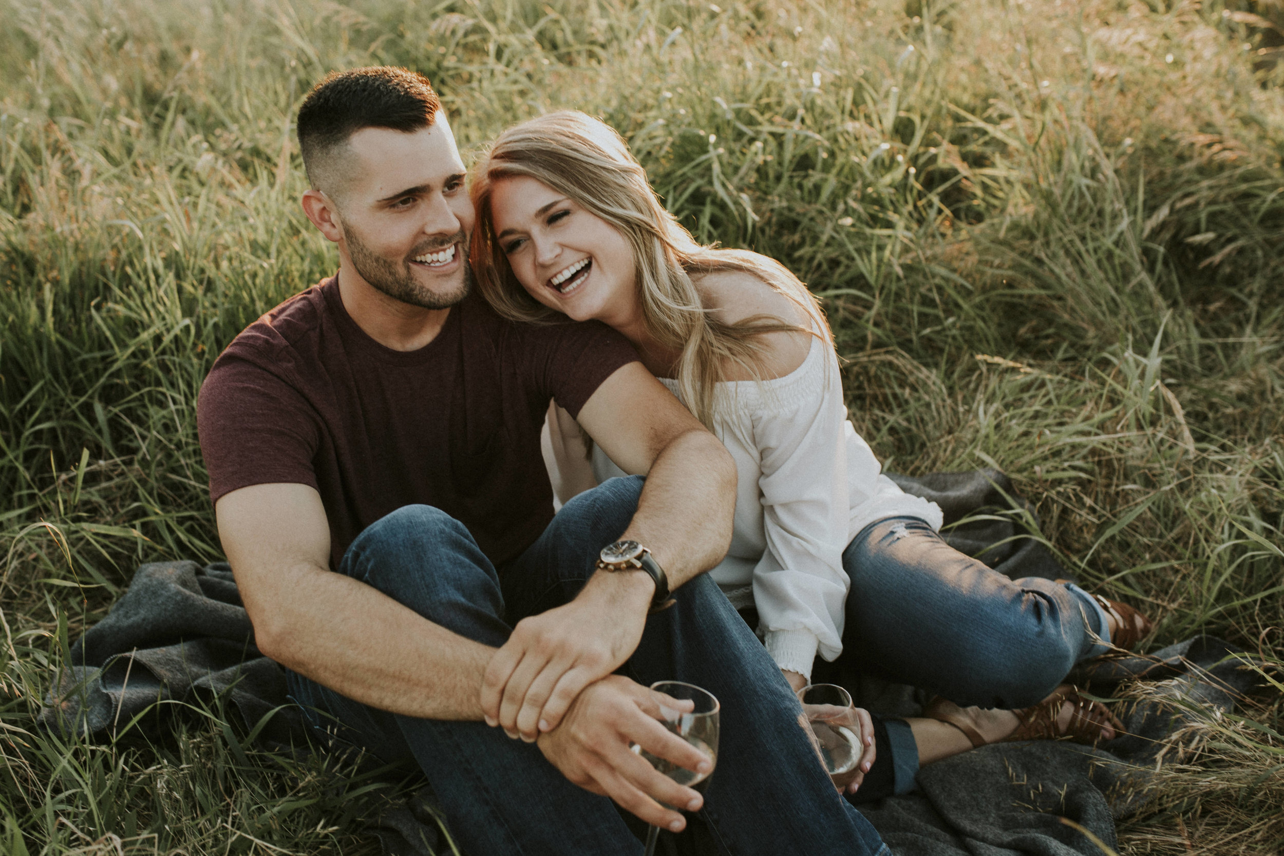 KALEIGH & BRODIE | ENGAGED -