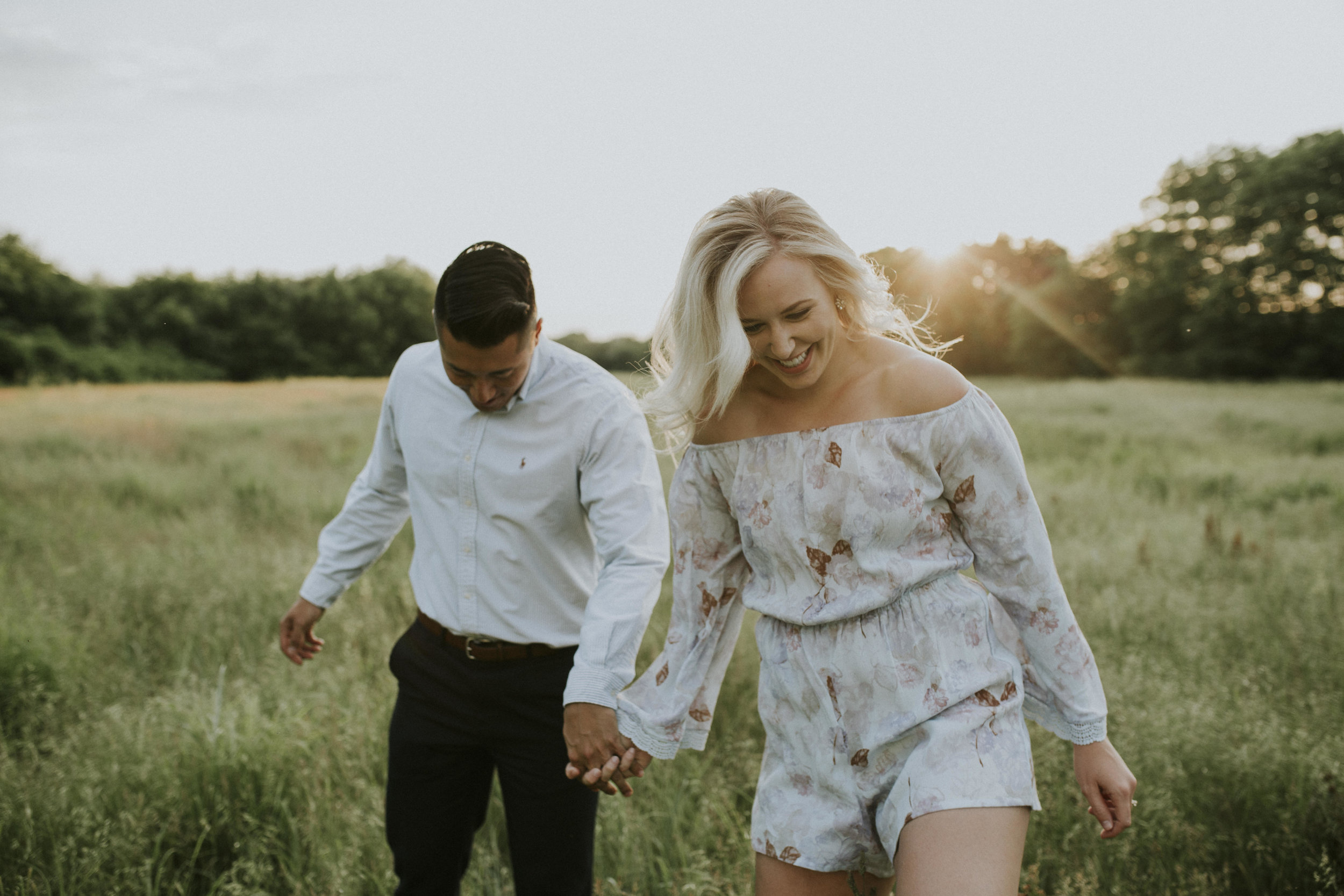 MOLLY & DEREK | ENGAGED -
