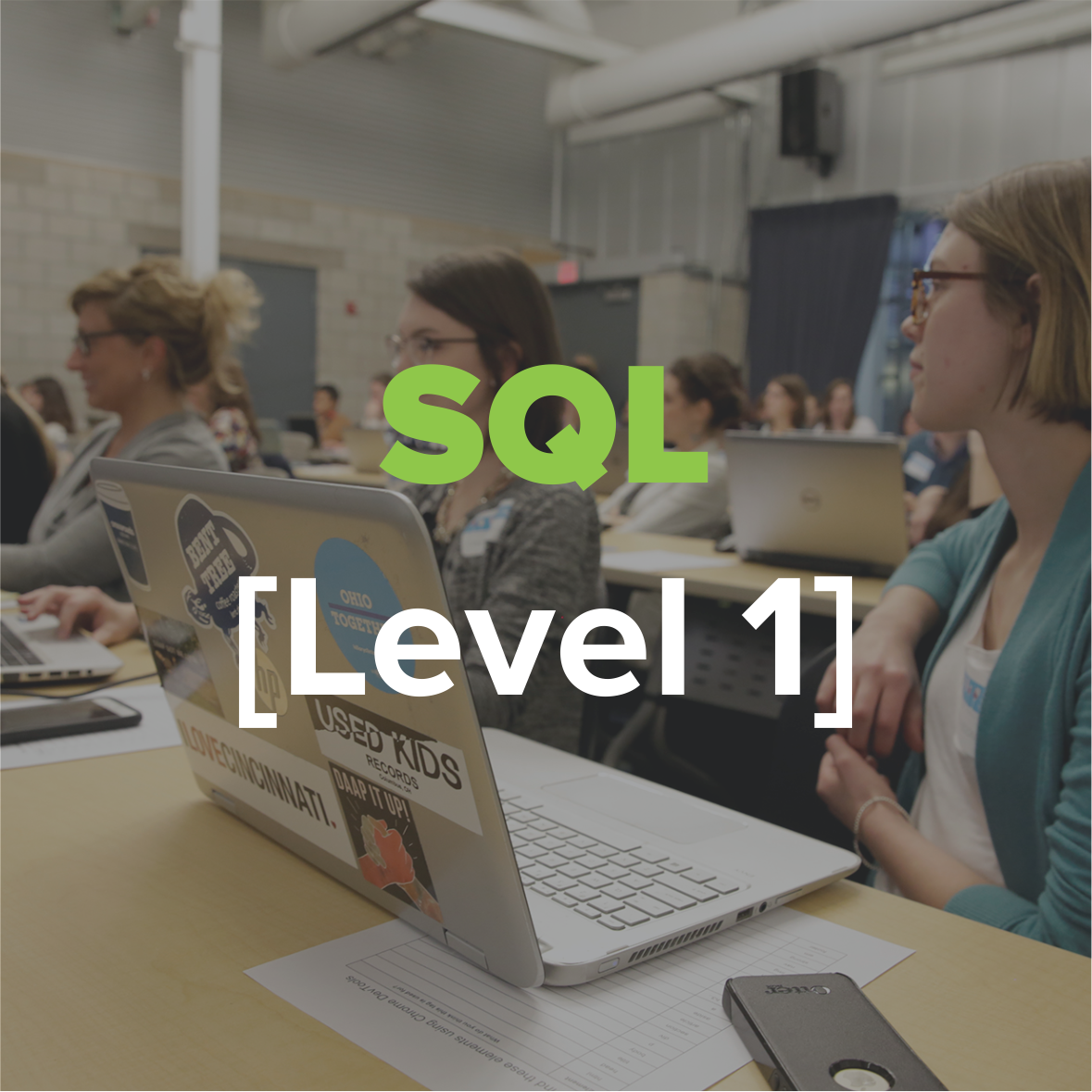 SQL [Level 1] | Tech Elevator Coding Bootcamp