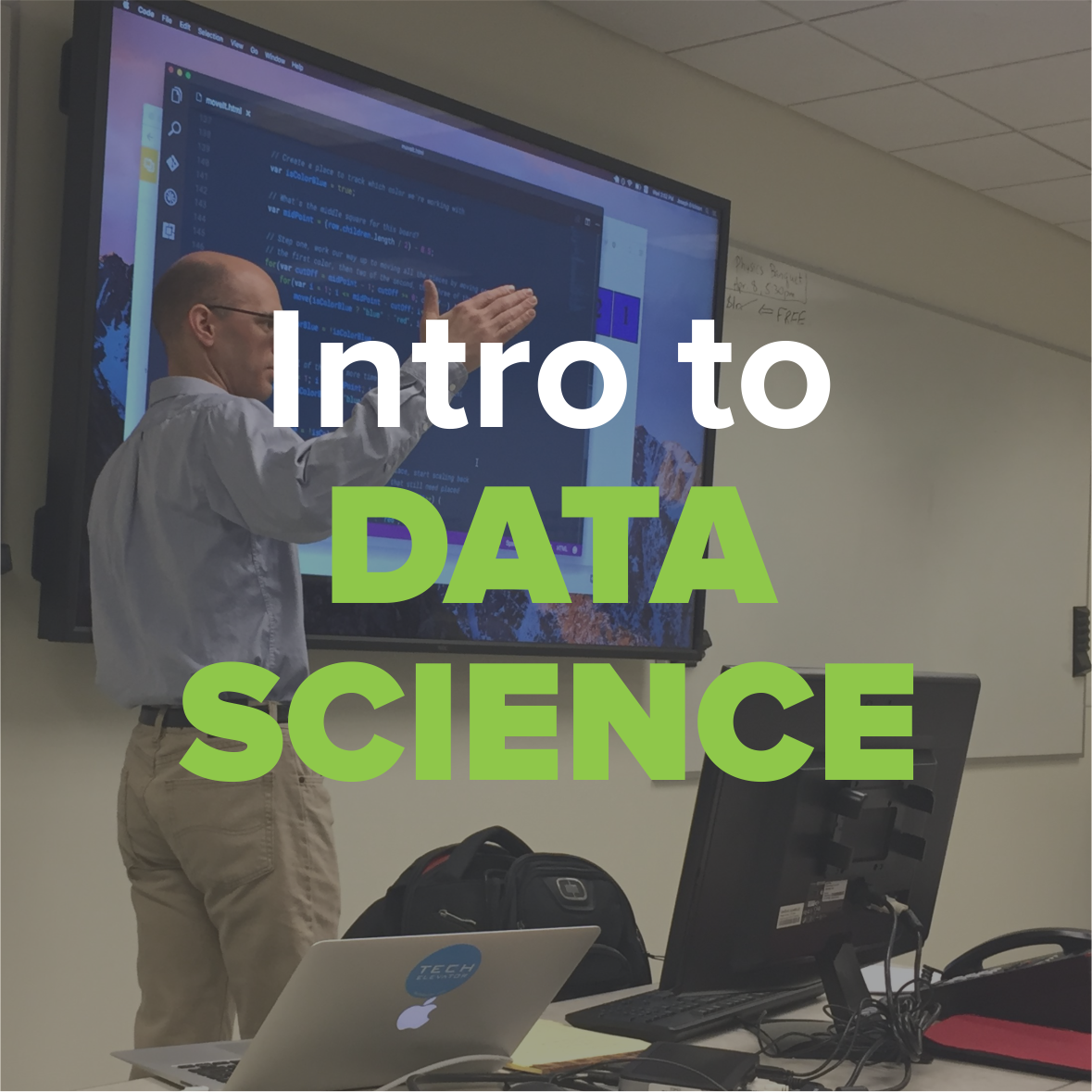Intro to Data Science | Tech Elevator Coding Bootcamp