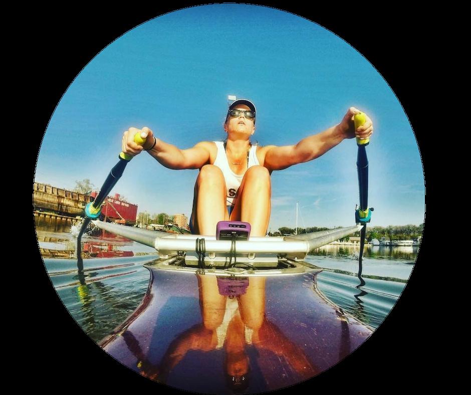 Katie Williams Rowing