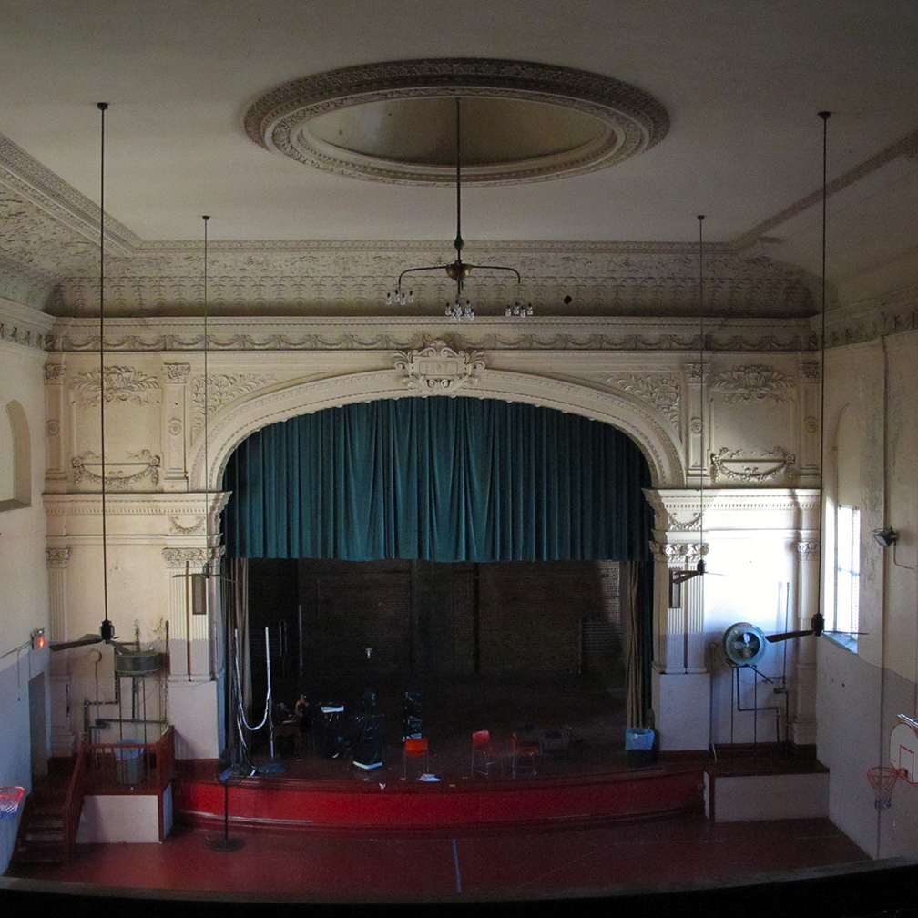 Auditorium in Williamsburg