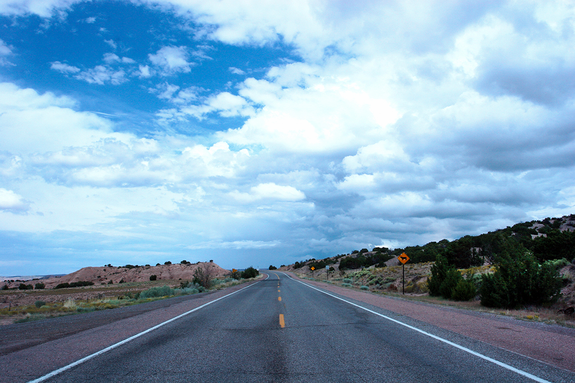 Taos highway