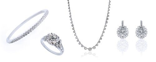 Diamonds - Nothing says true love like the gift of diamonds. Always appropriate, never out of style, the sparkle and brilliance of fiery diamonds ignite the imagination and feed the soul. Explore our collection of exclusive in-stock T. Foster & Co. designs or let your imagination run wild with a custom design of your dreams.