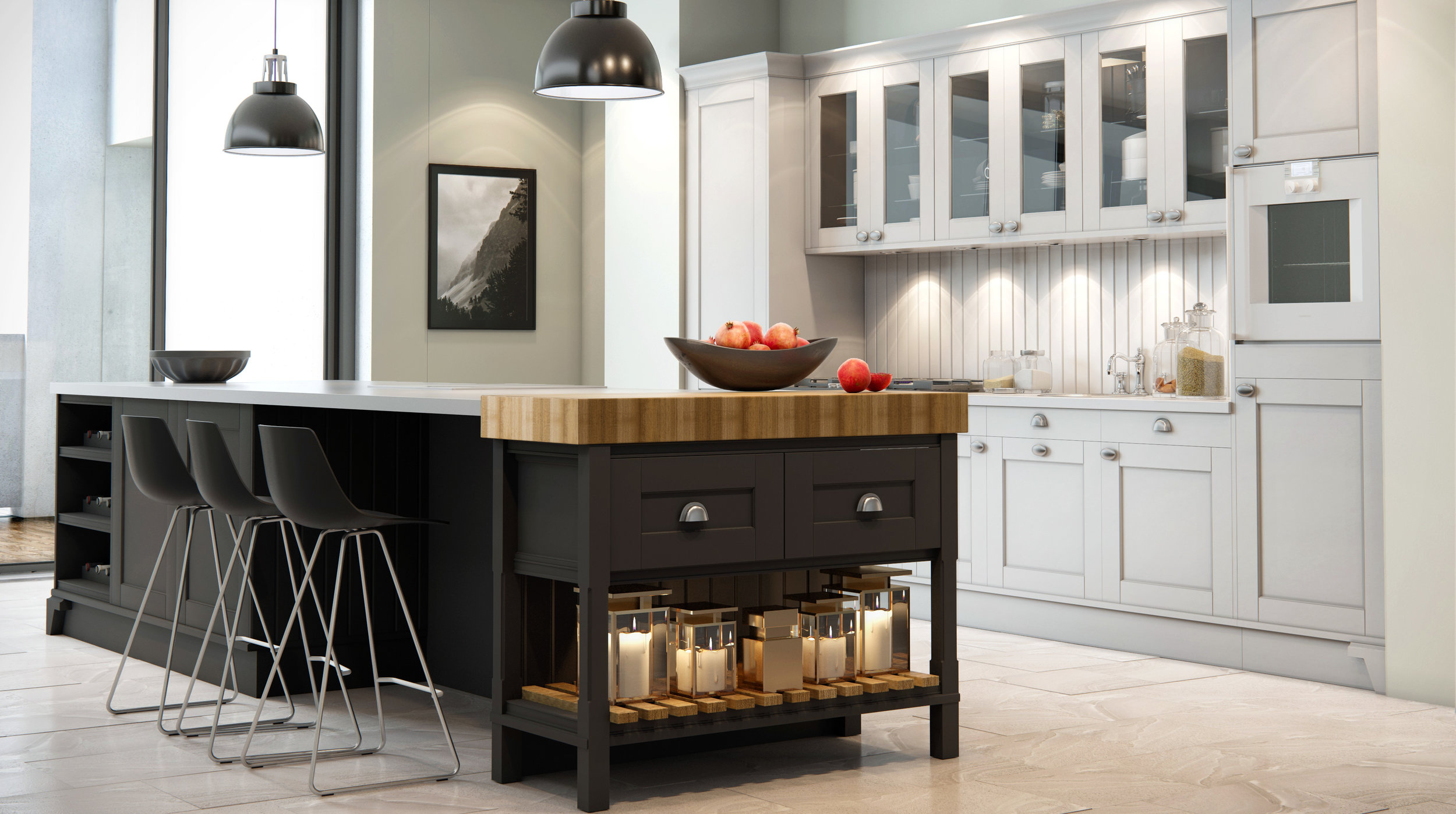 Low Res Kitchen CGI