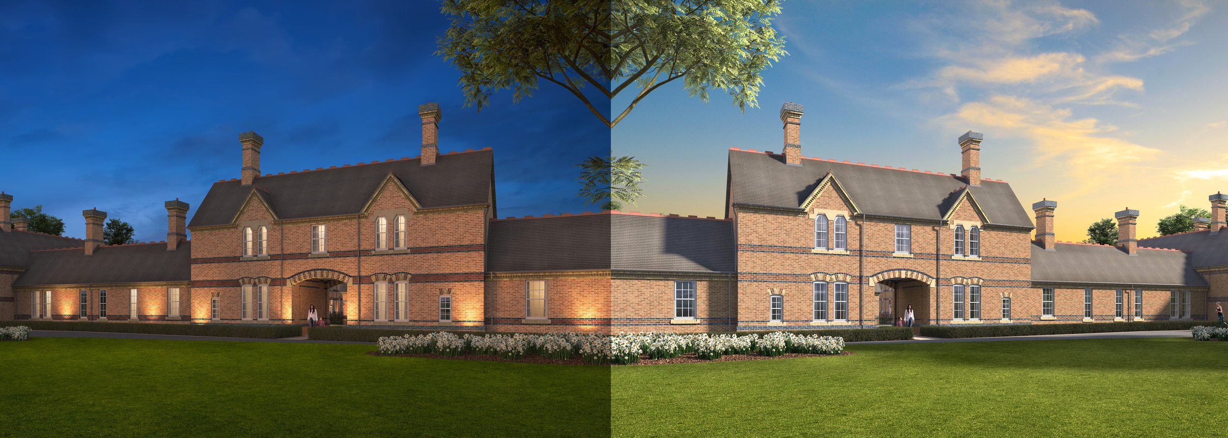 Evening and Daytime Architectural Visualisation.jpg