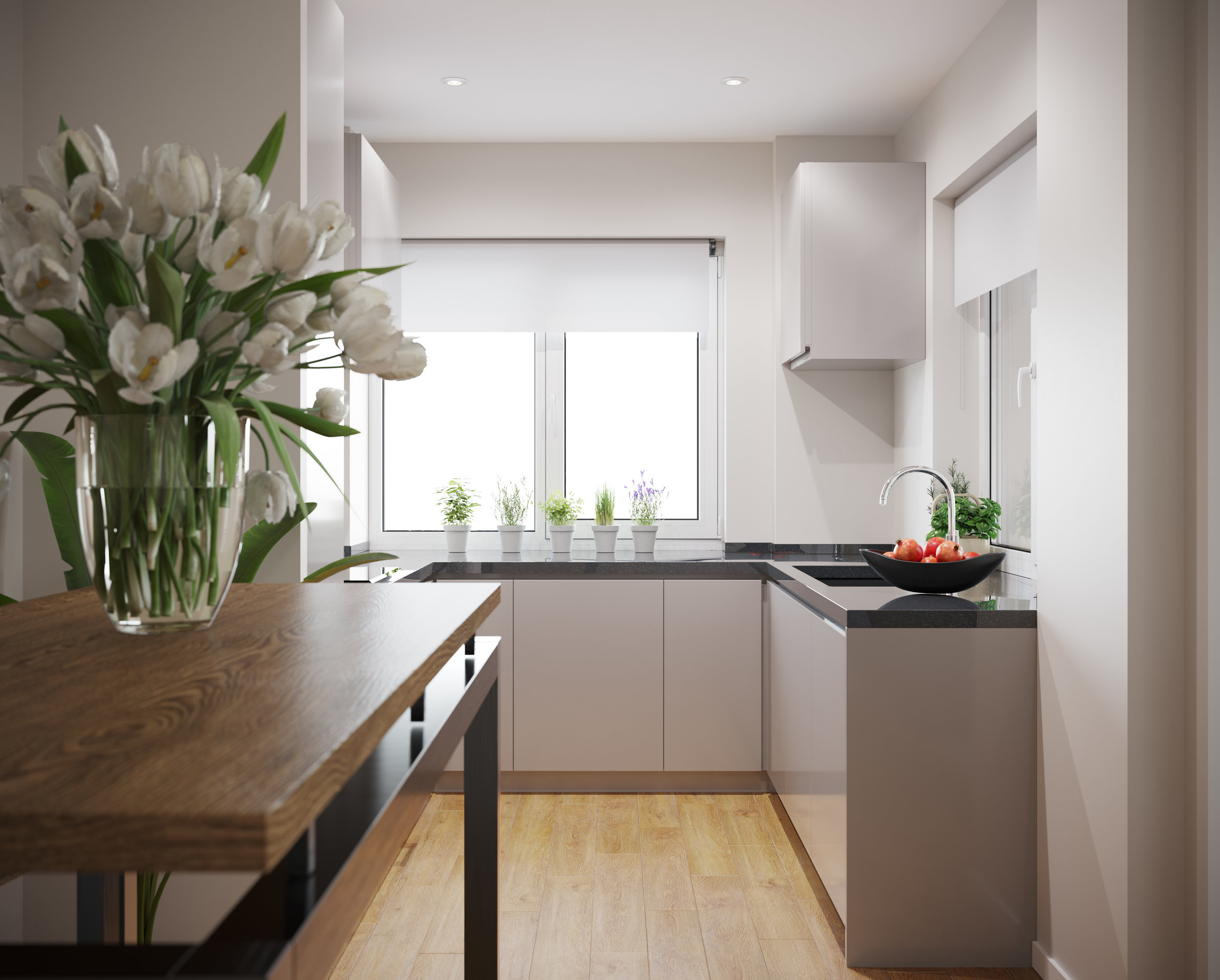 Apartment - Kitchen and Diner CGI - London.jpg