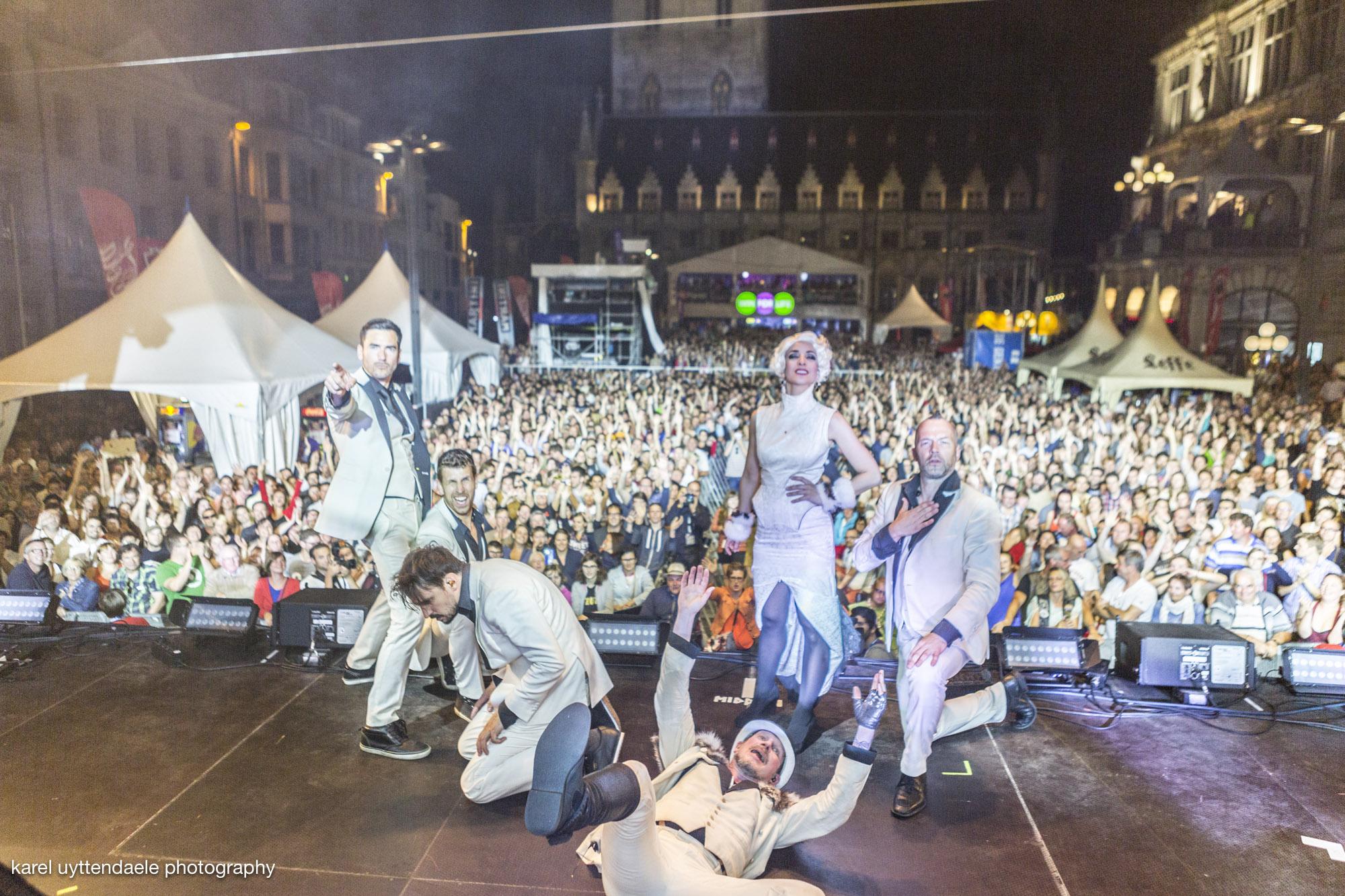 Les Truttes - Gentse Feesten 2016