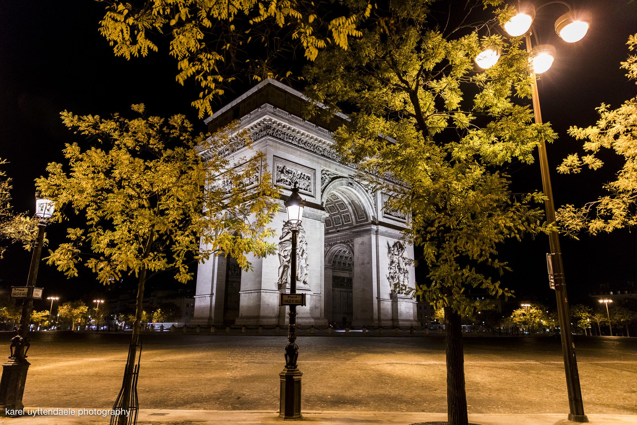 Autumn in Paris - Nov '17
