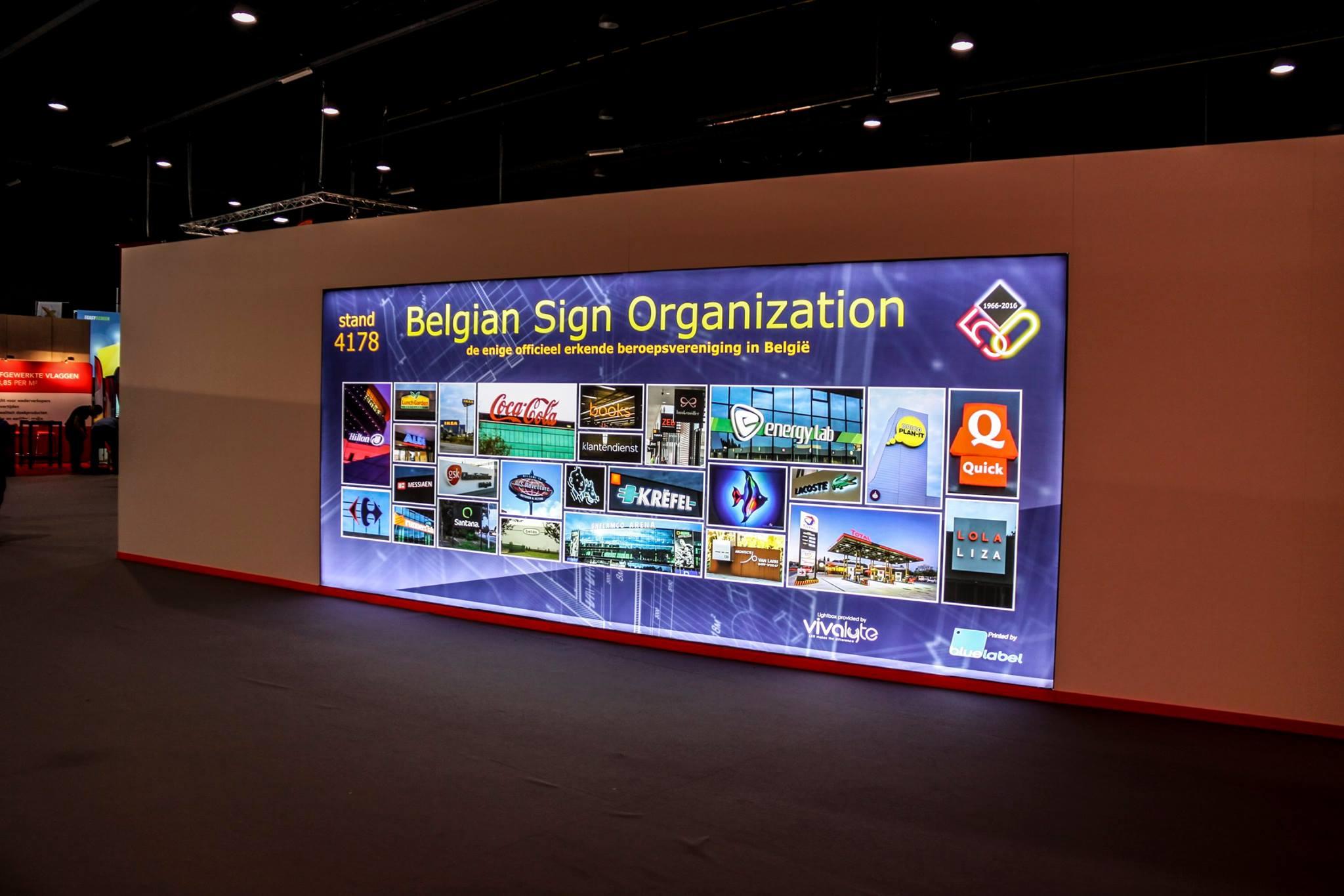 Belgian Sign Organisation