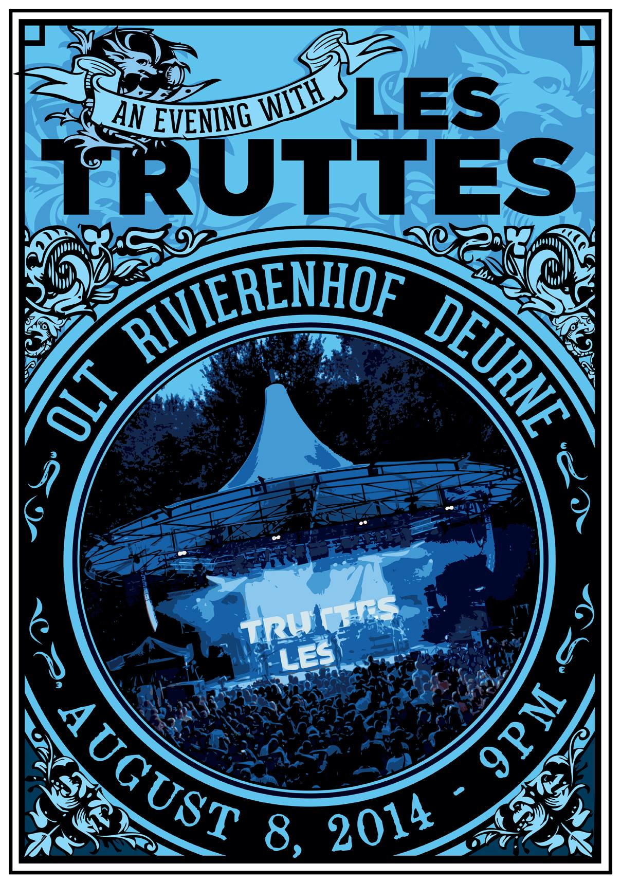 poster Les Truttes