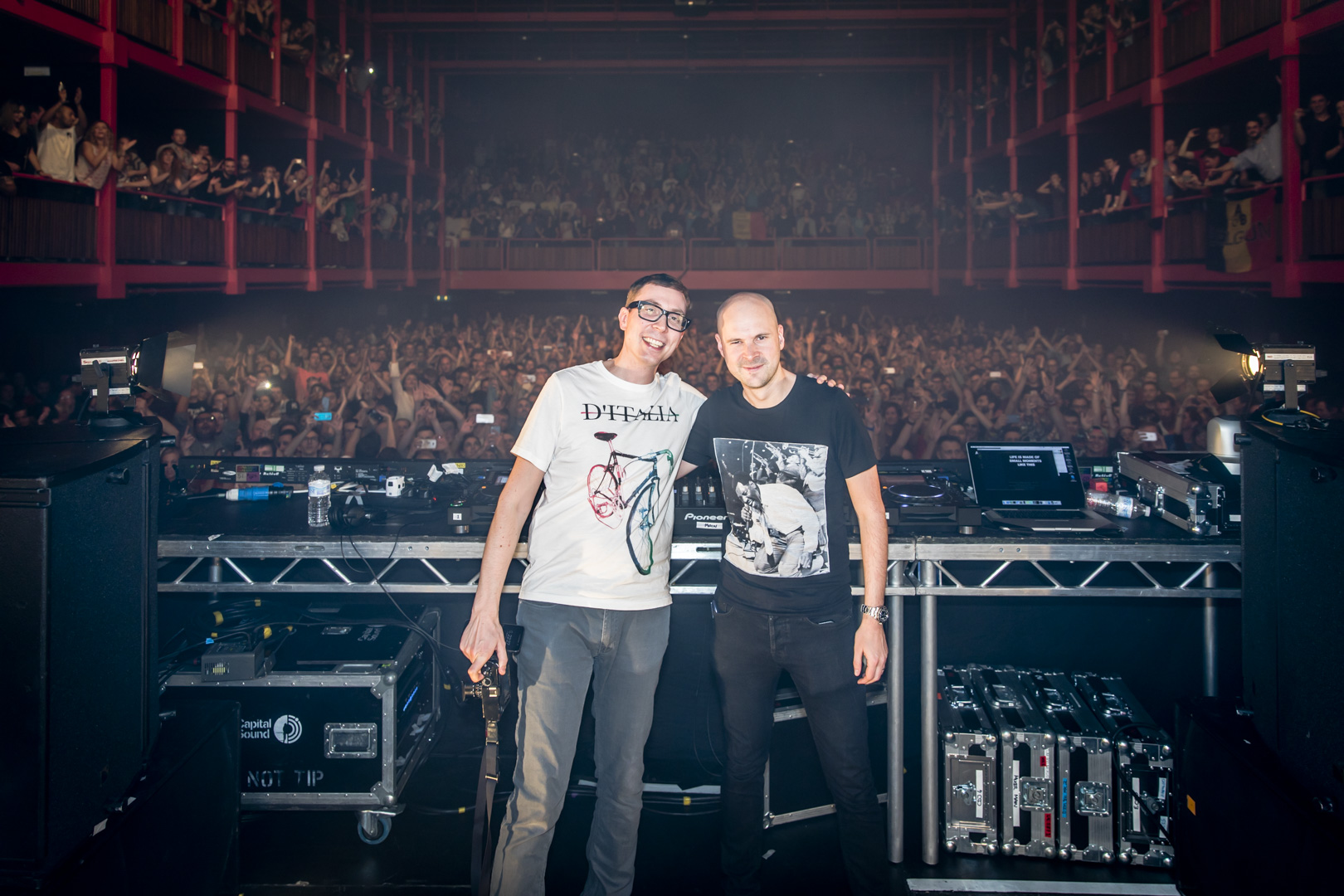 Above & Beyond - Ancienne Belgique, Dec 2016