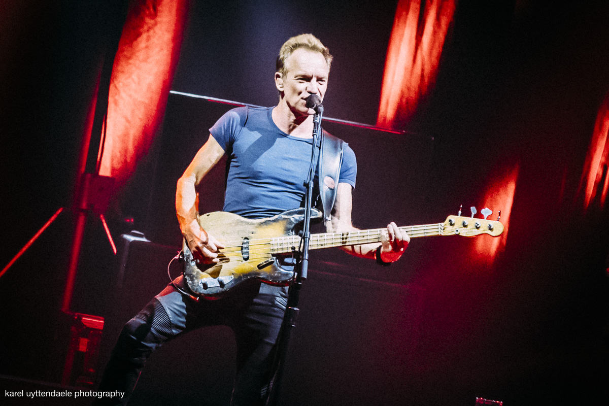 Sting - Vorst Nationaal