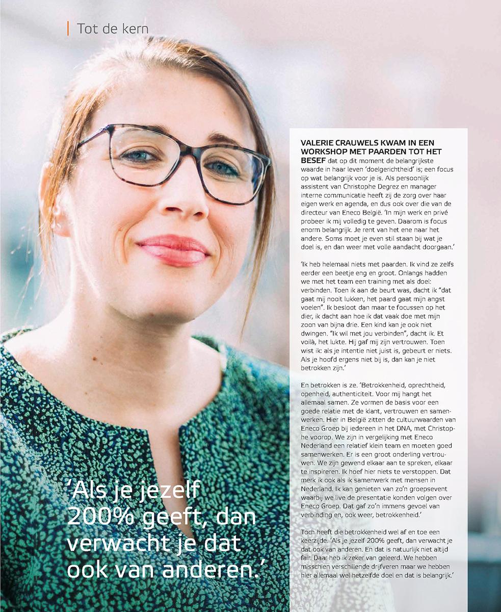 Eneco - Link magazine