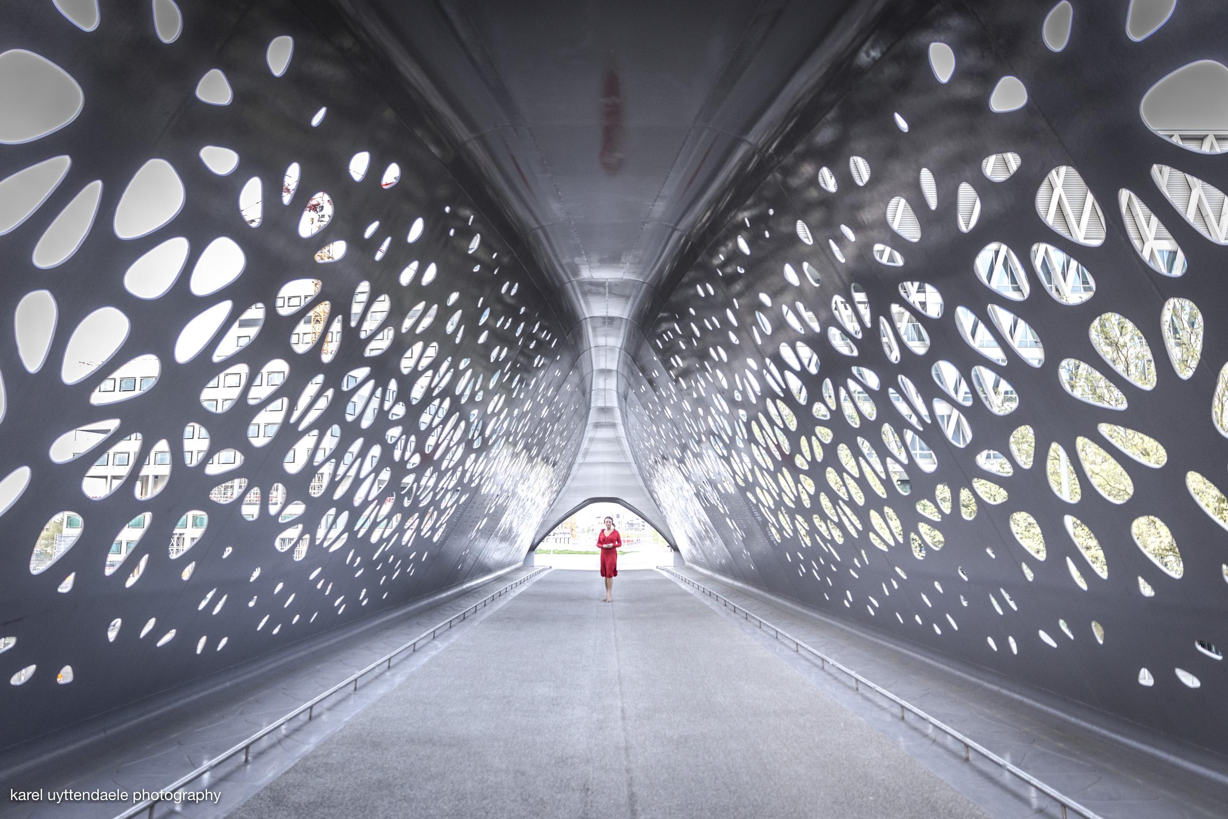 Parkbrug Antwerp - April '18