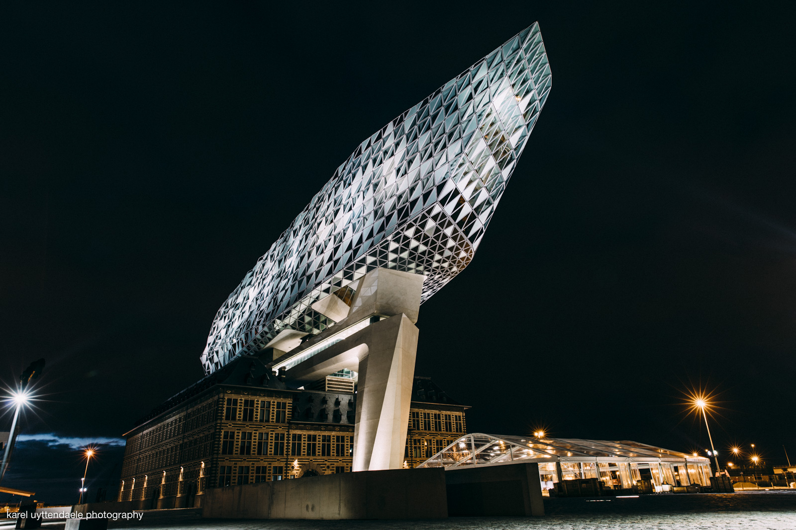 Havenhuis - Antwerp - June '18
