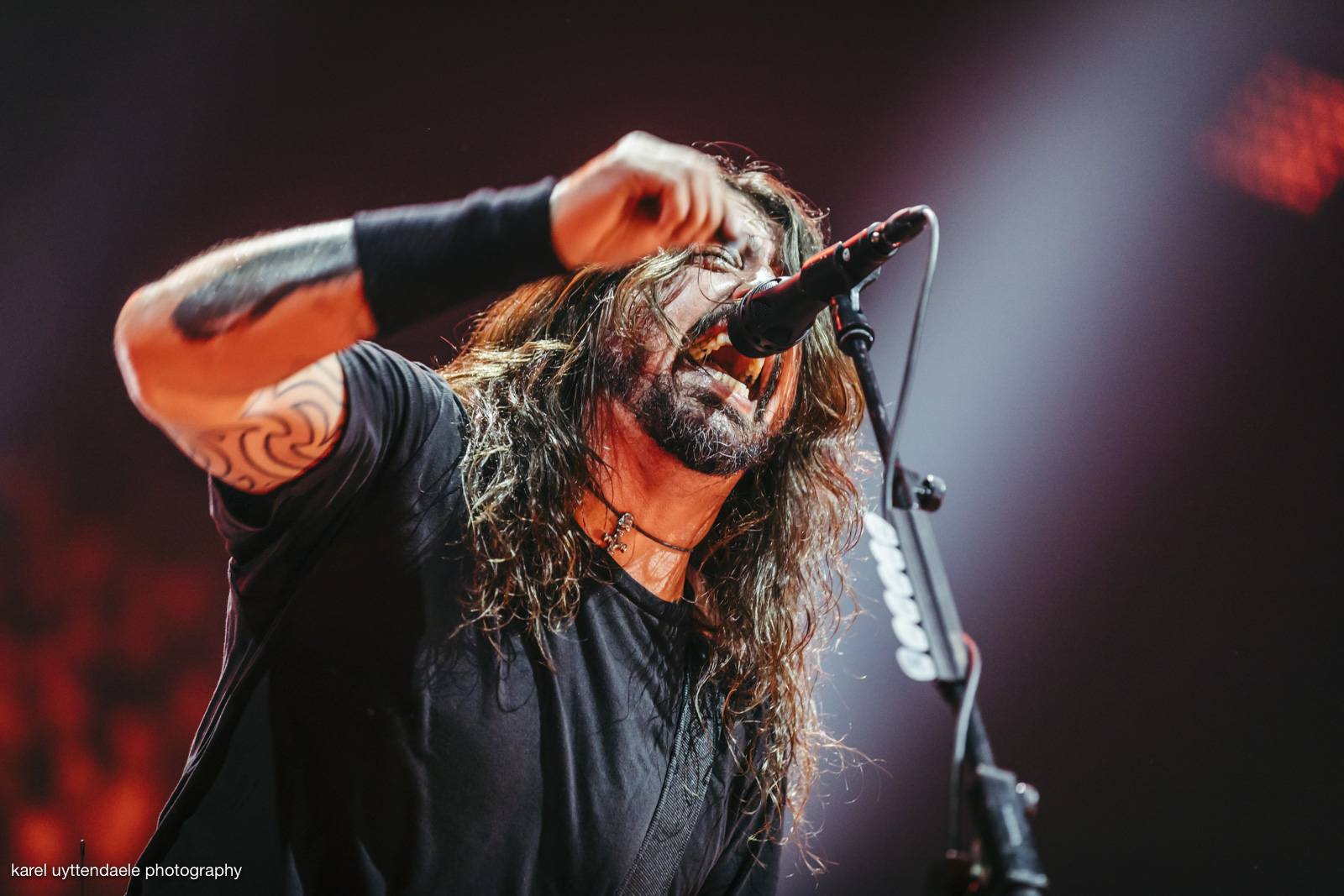 Foo Fighters - Sportpaleis Antwerp