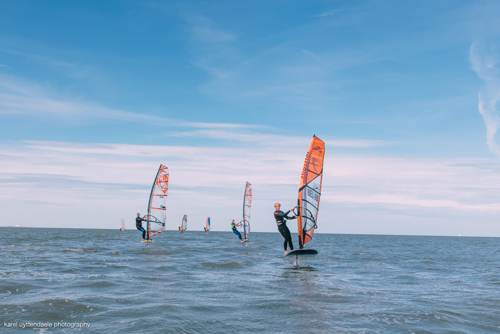 Windfoiling - Windekind - Aug '18