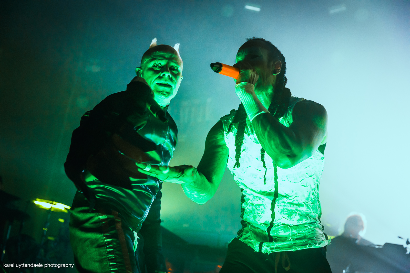 The Prodigy - Vorst Nationaal - Dec '18