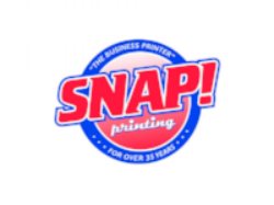 Our Print & Signage Sponsor: SNAP Printing