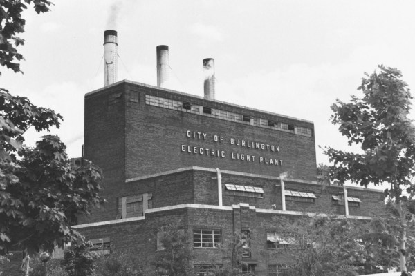 The Historic Moran Plant, Built in 1952
