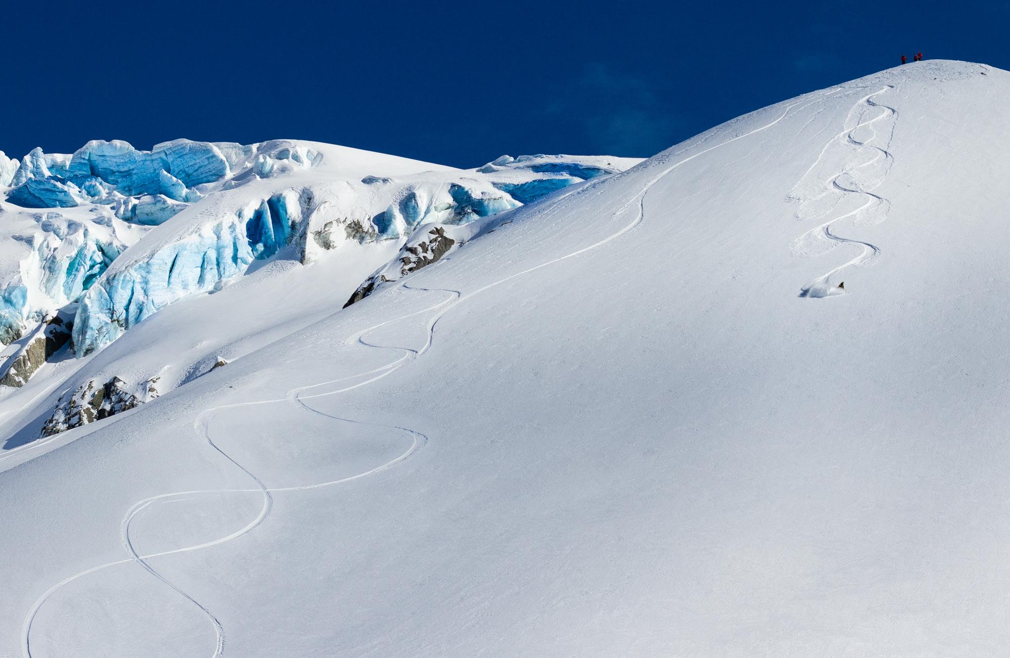 Photo: Justin McCarty Skier: Dave Kaiser