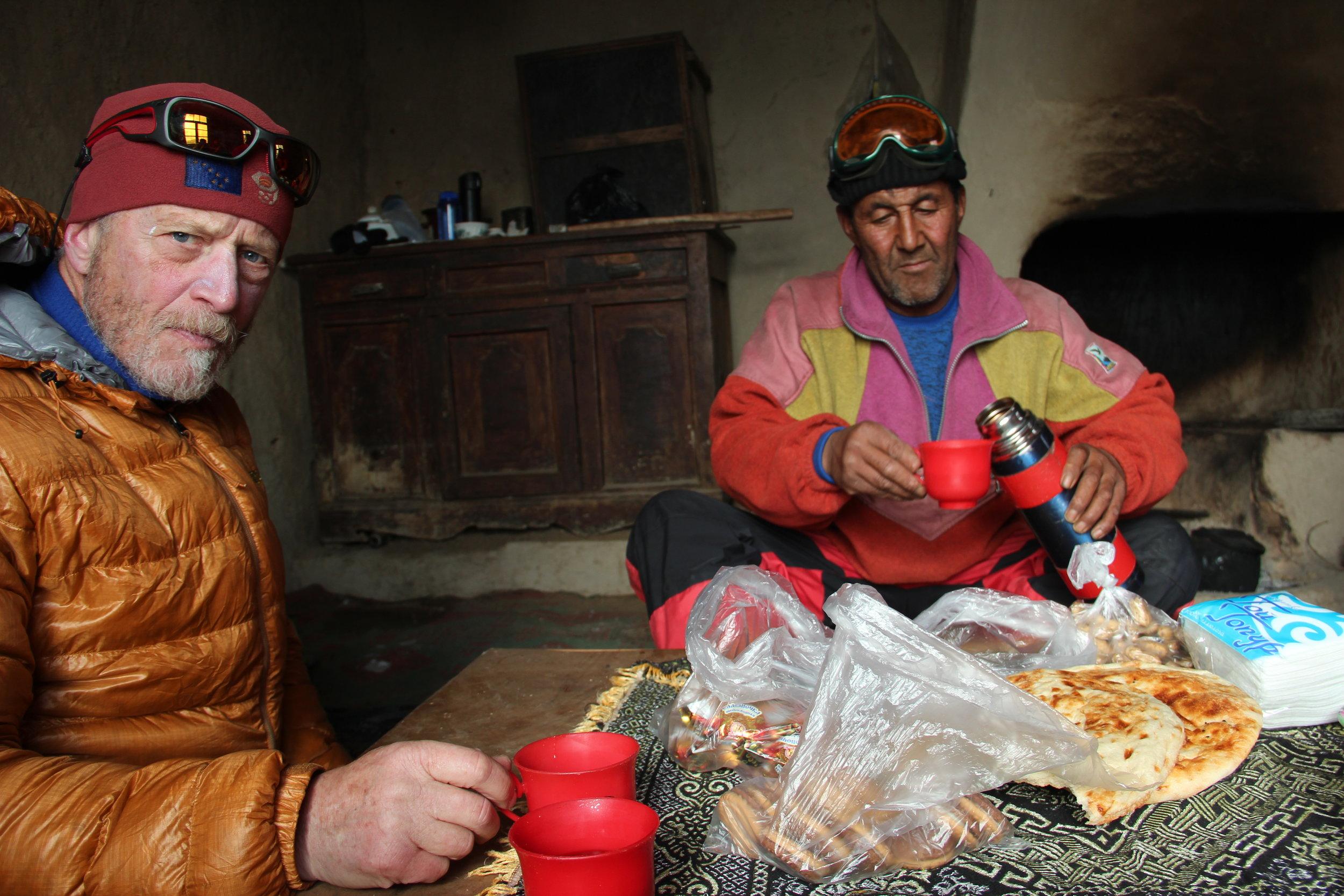 Nowruz Hut