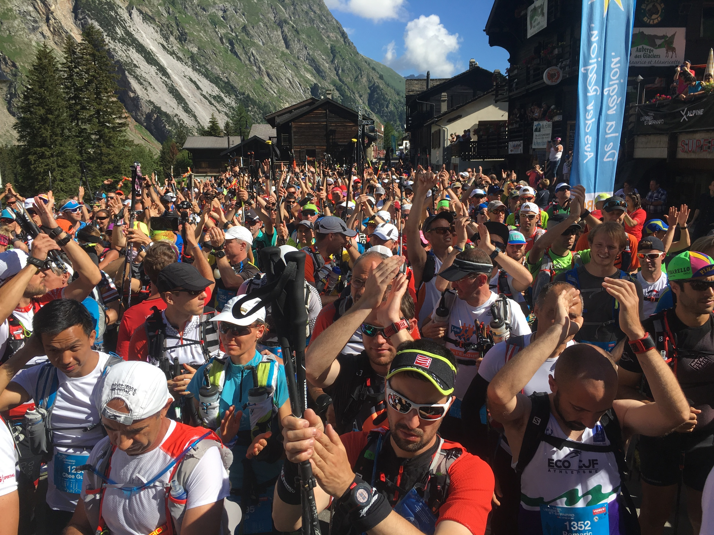 Verbier St. Bernard Ultra Race: July 7-9
